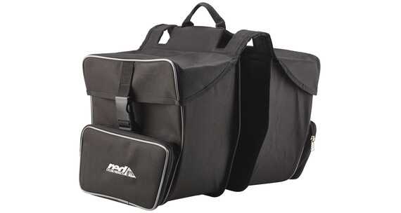 Red Cycling Products Double Bag Premium - Alforja - negro
